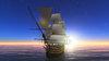 映像CG 帆船 Sailing boat120513-005