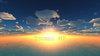 映像CG 雲 Clouds120516-002