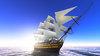 映像CG 帆船 Sailing boat120513-006