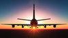 映像CG 飛行機 Airplane120518-004