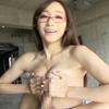 【クリスタル映像】眼鏡×競泳水着×くびれボイン #016