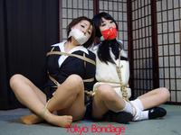 東京緊縛写真集 [WBP3 女子校生菜乃と女捜査官美希]