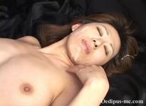 【動画】【顔射】綺麗なお姉さんとねっとりセックス&顔射 ☆めぐみ