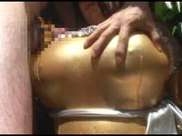 【HyperEdge】ロイヤルボイン!ヤンキーナースの超乳フェチ搾り #002
