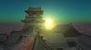 映像CG お城 Castle
