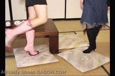 Leg Shoes Scene004