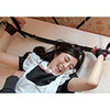 Maid Emily feet-punishment restrained whole body tickling