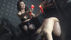 To black cherry dominatrix Sion femdom torture applicants