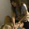 Hot [Entertainment] sensor shown off indecent woman MILF beauty business trip massage PART 2