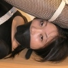 Nanako in Leotard Bound and Gagged