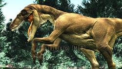 映像CG 恐竜 Dinosaur120427-008