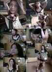Slutty girl Kyoko saliva!