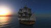 映像CG 帆船 Sailing boat120513-004