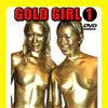 【半額キャンペーン】GOLD GIRL 1 2人で楽しくレズごっこ金粉ヌリヌリ