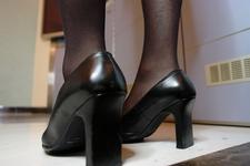 Leg Shoes Scene052