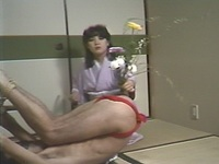 Bamboo anal torture flower blame and playing Kitagawa flow
