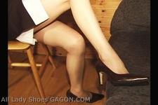 Leg Shoes Scene029