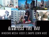 Giantess the R40 (オンライン専用)