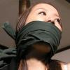 Aya is Bound and Gagged