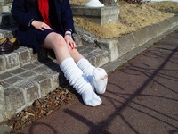 White Socks Scene006