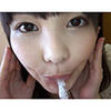 Ririko - Enjoy Smell of Her Long Tongue and Spit Part 1