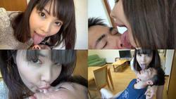 【舌フェチ唾フェチ】椎名りりこ(橘花音)のエロ長い舌でたっぷり顔舐め鼻舐め