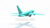 映像CG 飛行機 Airplane120215-005