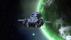 CG  Spaceship120301-007