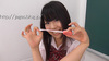 【mp4】JAGA's あしうらイメージ動画 聖菜ちゃん  女子校生制服 + 黒ストキング