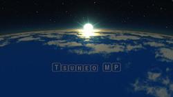 Image CG planet Earth