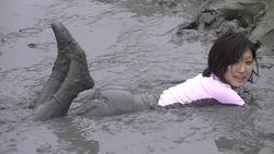 泥んこ体験その1