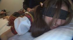 Kokochokocho girls tickle each other Nana AKB48 Uniform version 2