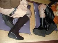 Leg Shoes Scene036