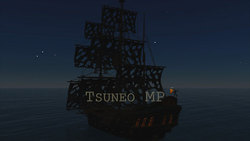 CG  Pirate ship120513-003