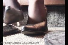 Leg Shoes Scene014