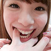 [Biting fetish] Nishimura Nina strongest natural teeth of gear clearly bite!