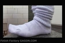 White Socks Scene011