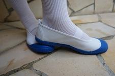 Leg Shoes Scene096