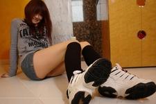 Leg Shoes Scene057