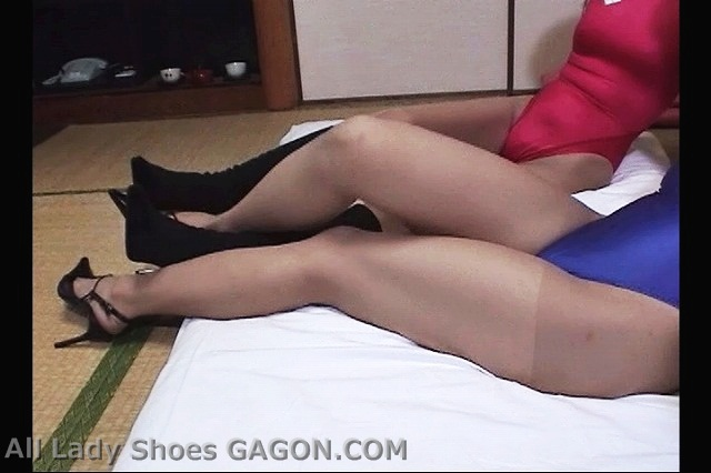 Leg Shoes Scene043