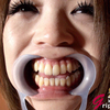 [Tickling the fetish saliva teeth fetish fetish] currant blamed drool hanging flow significantly-aperture detectors tooth & teeth stem observations ~ opening machine masturbation