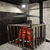 Rubber Fetish World-Dungeon Confinement Rubber Breeding-