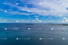 Aerial photography / Northern / Henoko Kawasaki HN2681