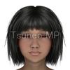 XL 사이즈 일러스트 CG 여자 얼굴 접속