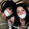 Haruka and Aika in Bondage Game - Part. 2