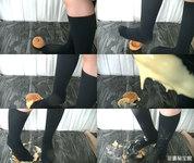 [Movie] Sole treasure hall ★ High socks cream puff crash ☆ Seika