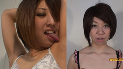 Licking aside and even INDEX Anna Chan of erotic not licking armpit! Edition [full HD and SD]