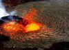 SD 버전 하와이/プウオオ 분화구의 용암 흐름 VOL-3