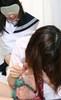 Lesbian Tickle Remix [裏編 legs: Sakura → p series